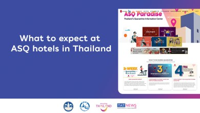 What to expect at ASQ hotels in Thailand