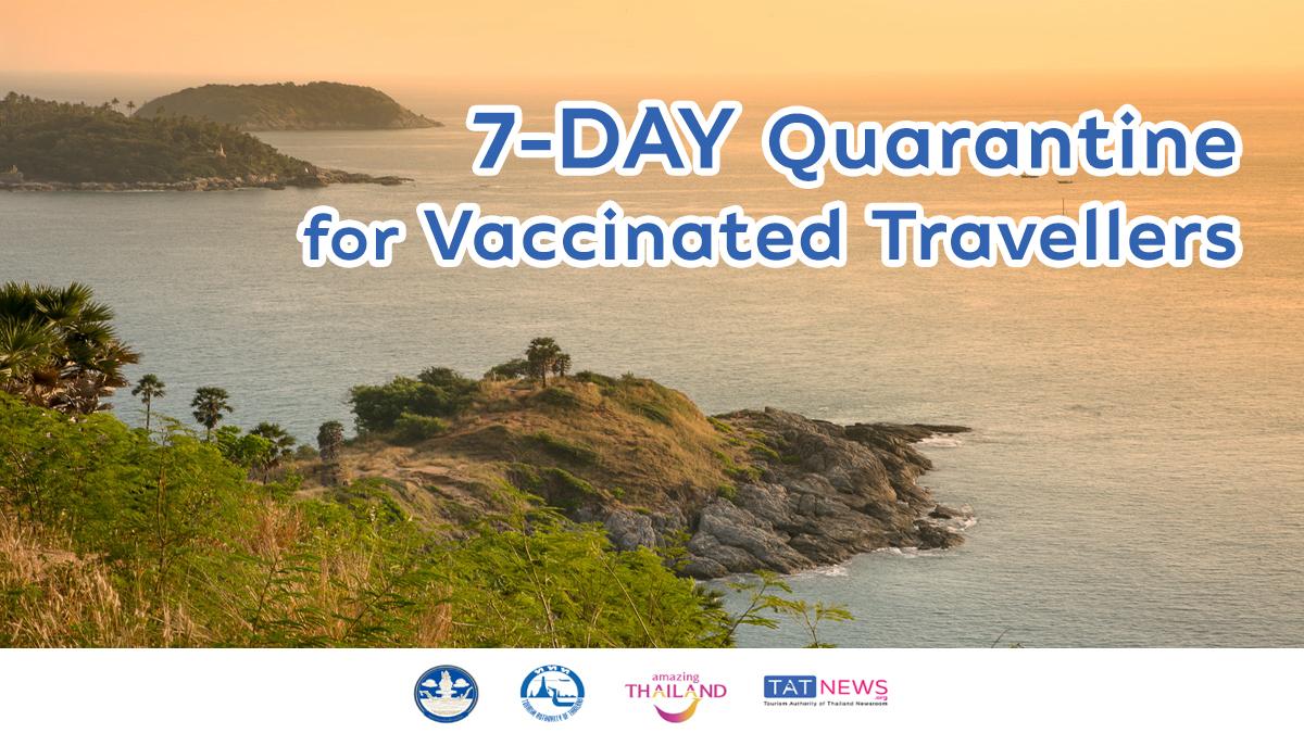Thailand reduces quarantine for international arrivals from 1 April 2021