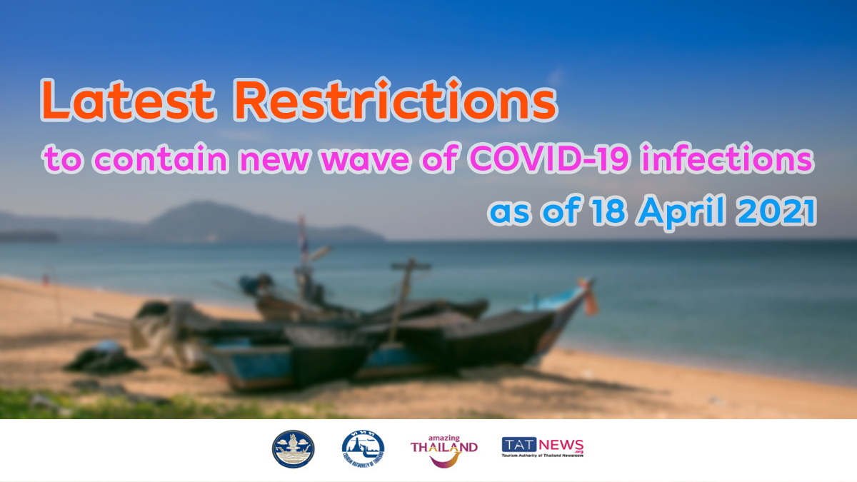 Thailand strengthens measures to contain new wave of COVID-19 infections
