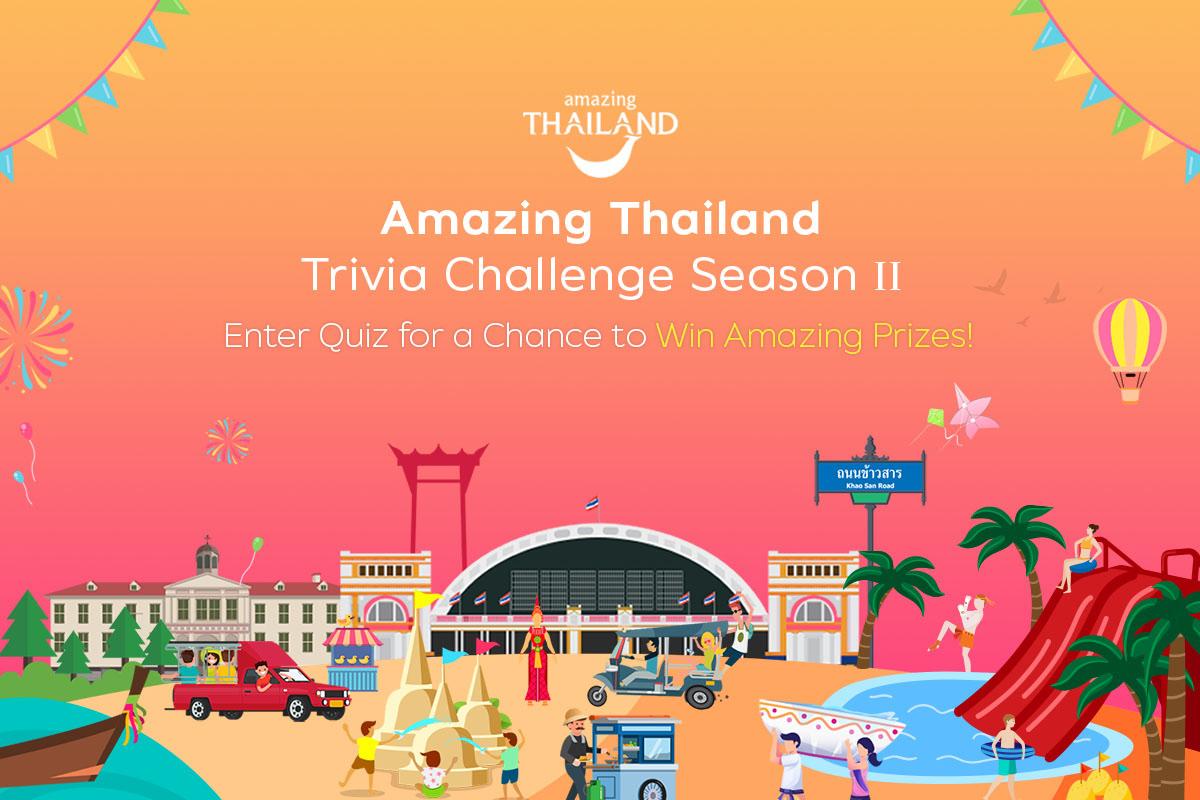 "TAT Sydney Office launches ""Amazing Thailand Trivia Challenge"" Season 2"