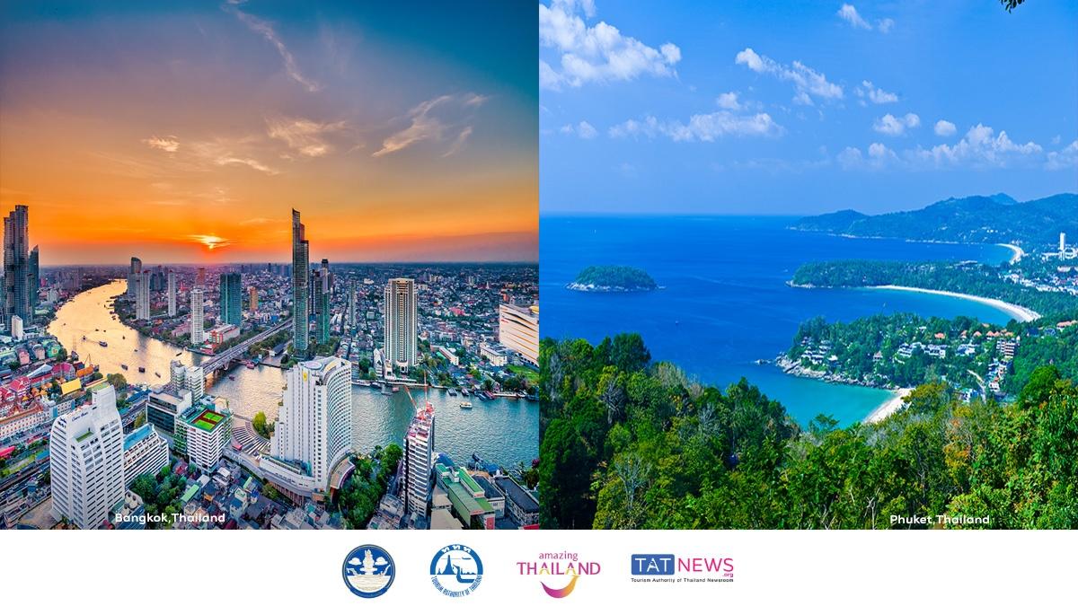 Bangkok and Phuket among Tripadvisor's Best of the Best 2021 destinations