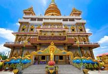 Where aviation meets meditation - Wat Bang Phli Yai Klang