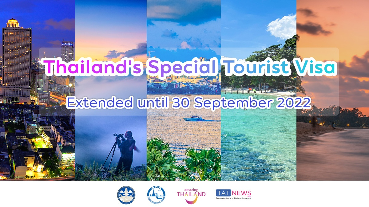 Thailand extends 'special tourist visa' scheme for one more year