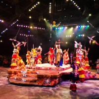 "Regresa el show ""Festival of the Lion King"""