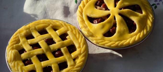 Pies und Tartes....süß und fruchtig