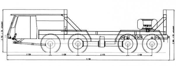 8x8 PIPE TRUCK :: Tatratrucks.com