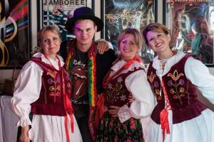 Biesiada z Tatrami