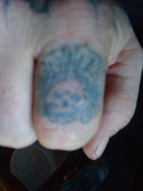 alte Finger Tattoos  TattooBewertungde