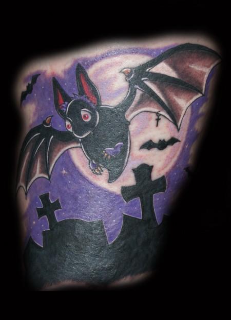 Suchergebnisse fr FledermausTattoos  TattooBewertung
