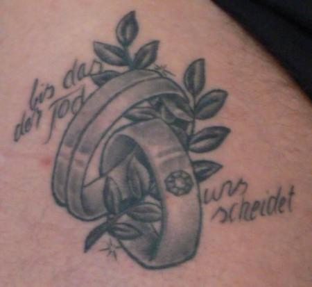 tobi0816 Zum Hochzeitstag  Tattoos von TattooBewertungde