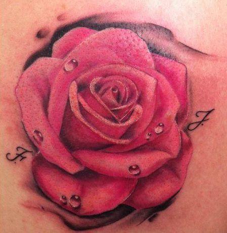 Suchergebnisse fr RoseTattoos  TattooBewertungde