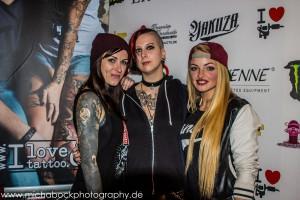Tattoo Expo Leipzig 2016