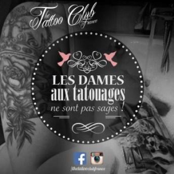 les dames aux tatouages ne sont pas sages