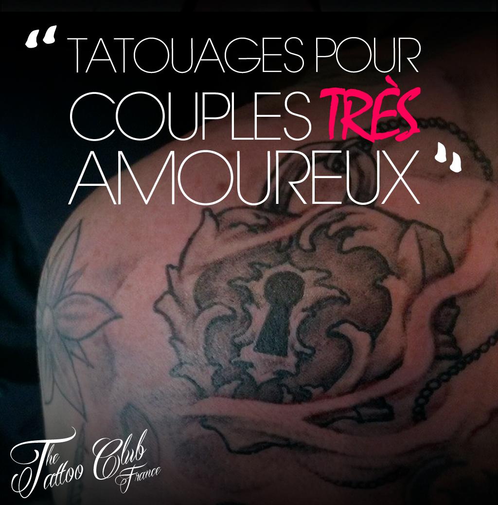top 15 id es de tatouages pour les couples amoureux. Black Bedroom Furniture Sets. Home Design Ideas