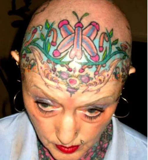 Los 10 Tatuajes Más Locos Que Podrás Ver