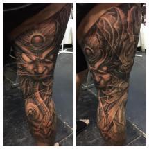 Paul Booth - International Tattoo Convention Bucharest