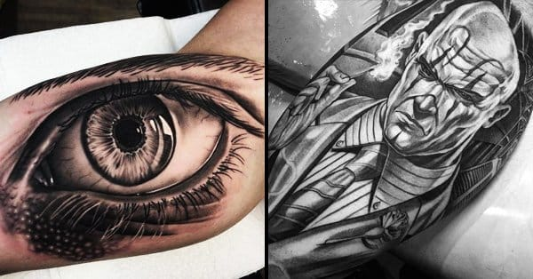 10 Black And Grey Tattoo Artists To Follow On Instagram