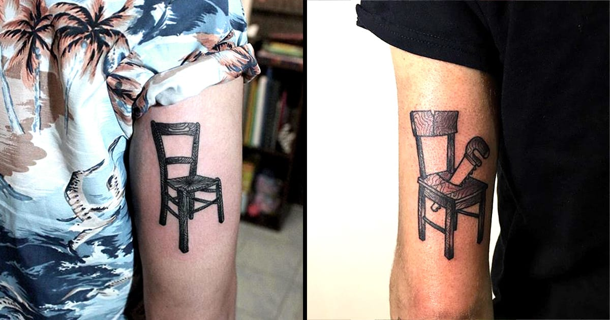 15 Hip Chair Tattoos  Tattoodo
