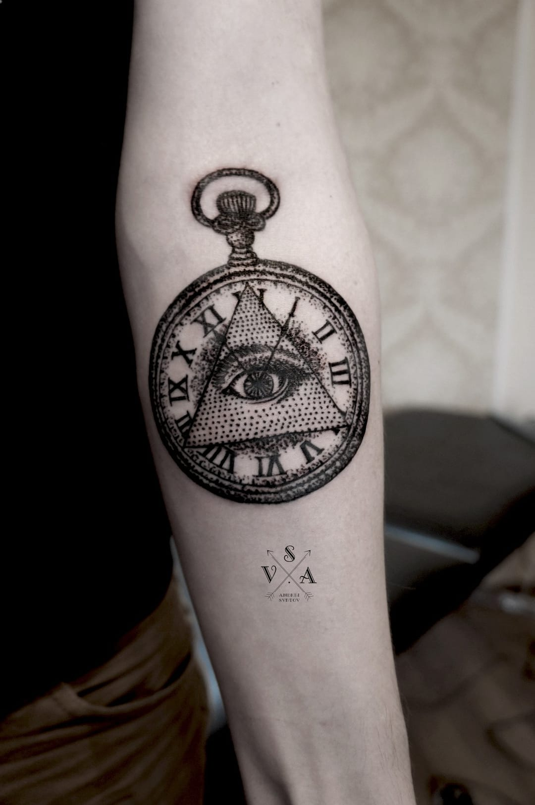 The Wonders Of The All Seeing Eye Tattoo