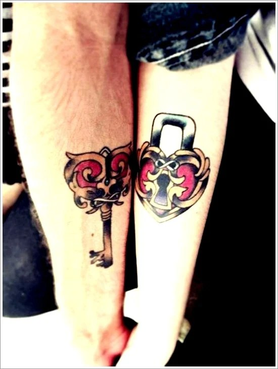 Tattoo Designs For Couples (23)