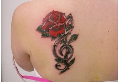 Cb3057/tattoo Designs Roses For Women