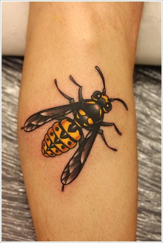 20 Queen Bee Tattoos Ideas And Designs