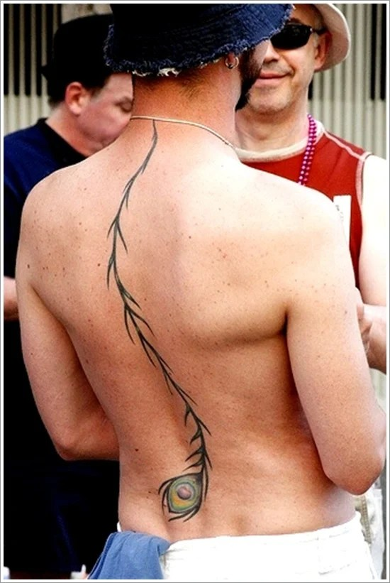Feather Tattoo Designs (5)