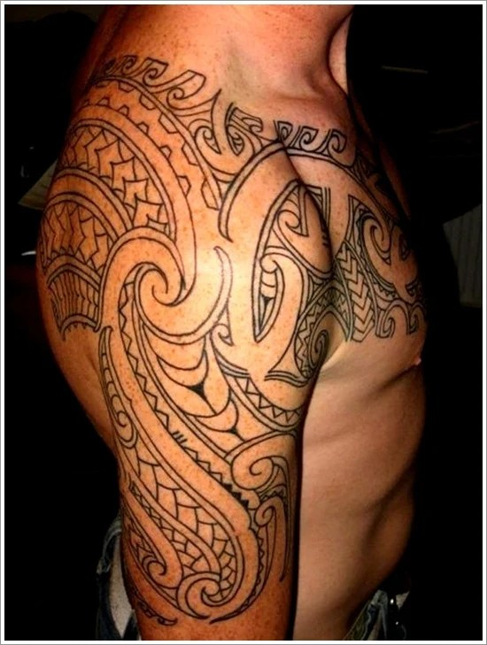 Why Do Maori Tattoo Their Faces: I Will Blog About Tattoos And Their Meaning
