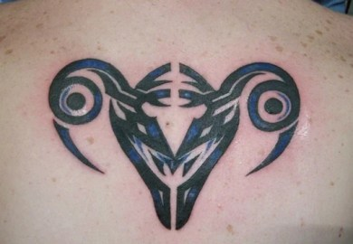 Libra Sign Tattoo Designs
