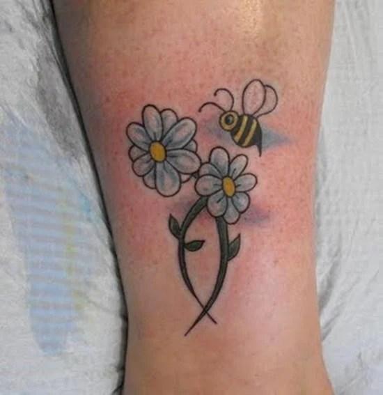 daisy tattoo (12)