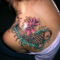 25 awesome lotus flower tattoo designs