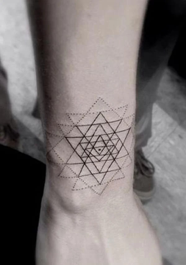 10 Geometric Shape Sided