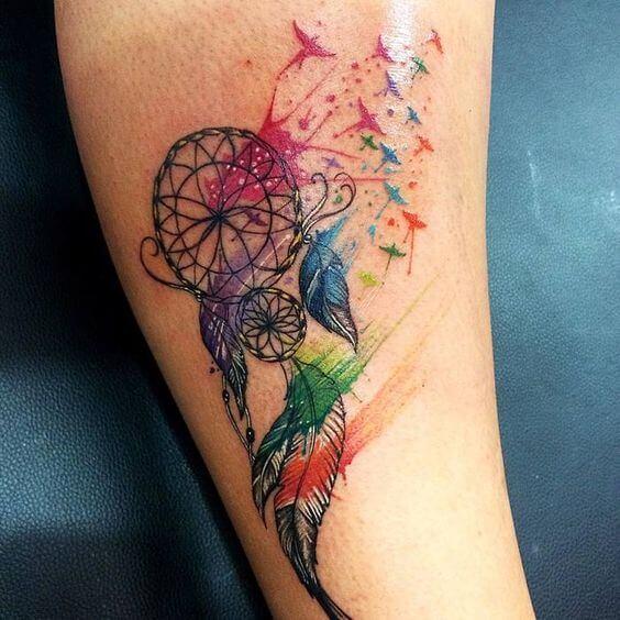 dream-catcher-tattoos-36