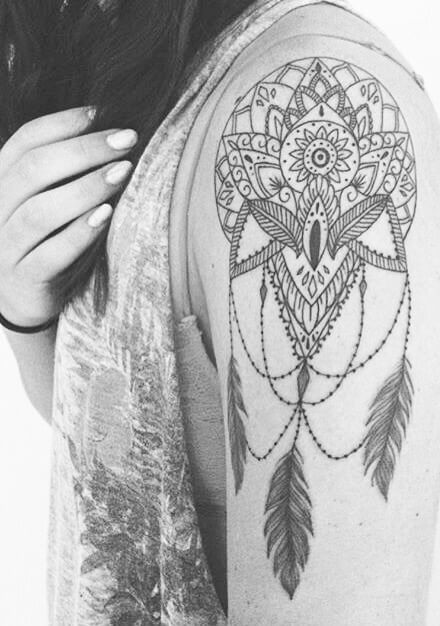 dream-catcher-tattoos-43