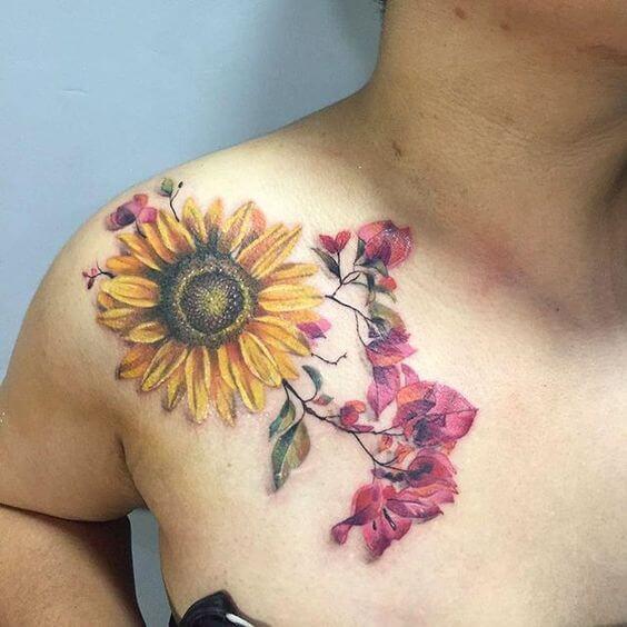sunflower-tattoos-45