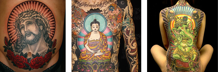 Tatuajes Religiosos Deberás Tatuártelos