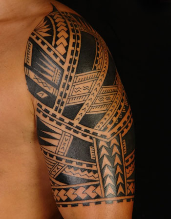 7 types of tribal tattoos