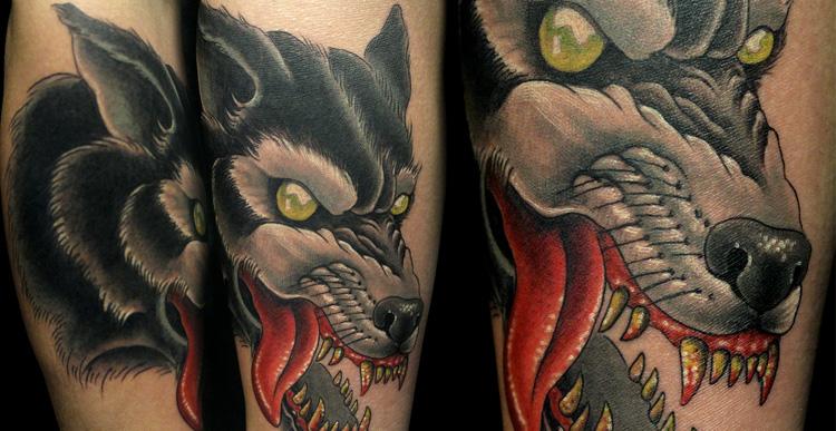 Tatuajes De Lobo Simbolismo Y Significado