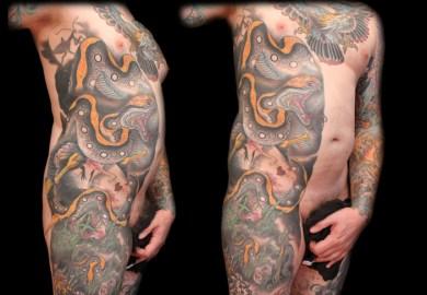 Artwork Tattoo Designs