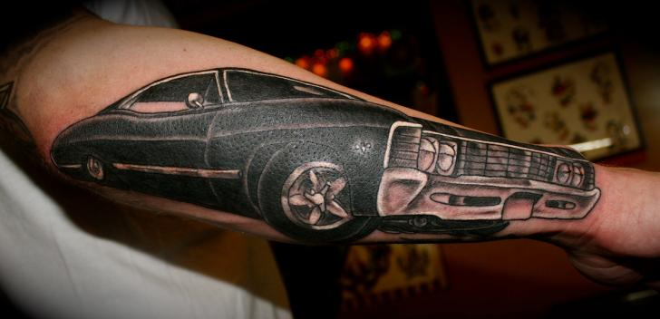 Cadillac Tattoo Meaning