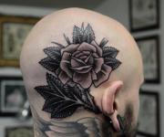 top 9 hair tattoo design