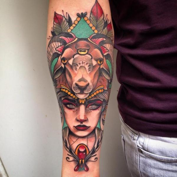 Piccoli Tatuaggi Capricorno | TeachersHub