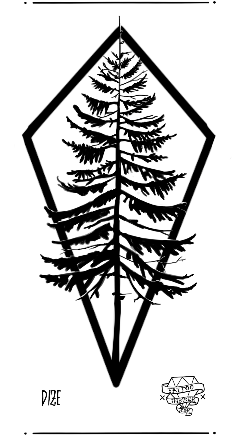 9 Free Forest Tattoo Designs Tattoo Insider