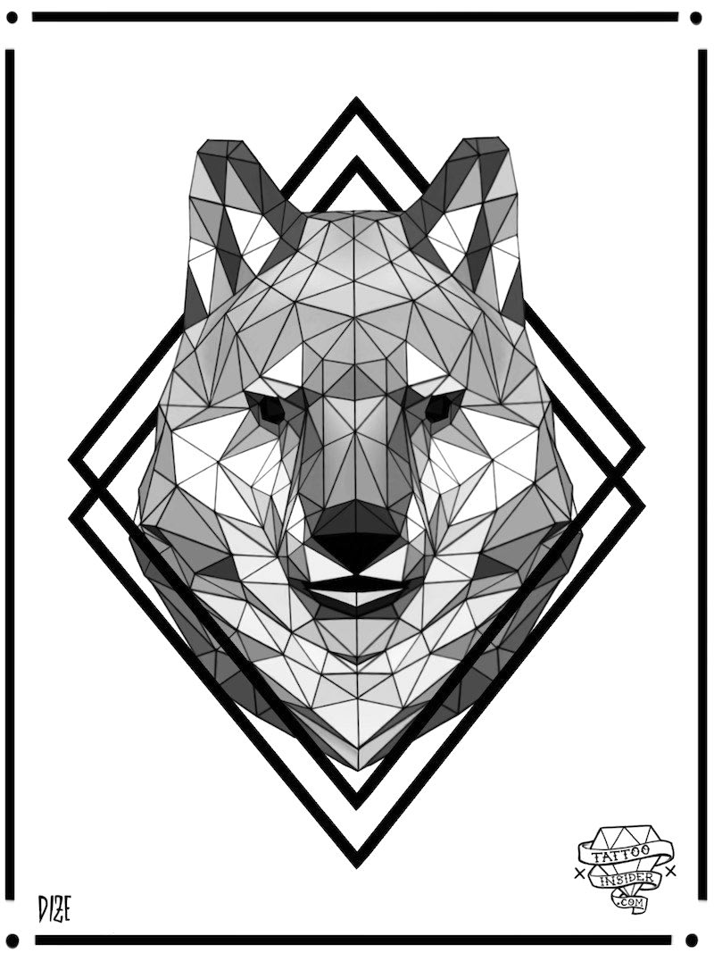 Original Wolf Tattoo Designs Tattoo Insider