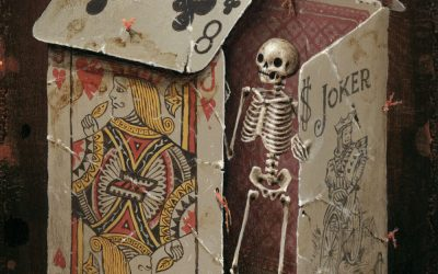 Dwelling bones and scratched packing containers, a Jason Limon's creepy story