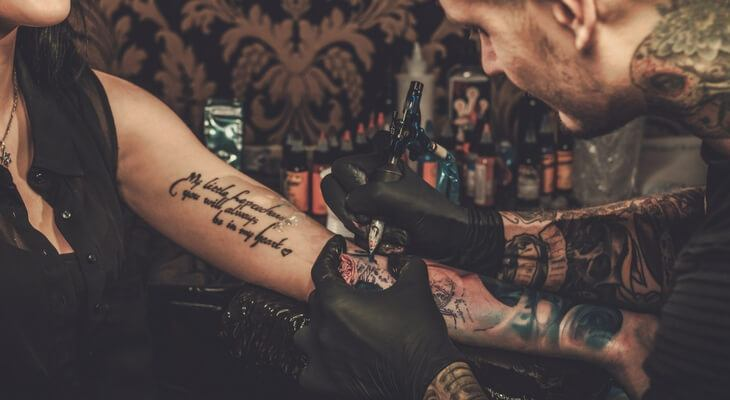 How To Tattoo An Epic Step By Step Guide To Tattooing