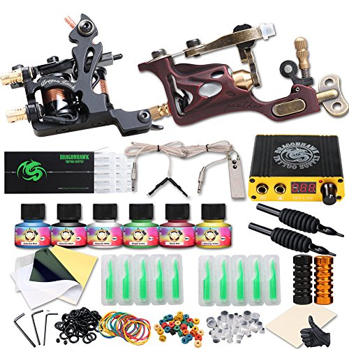 What\'s The Best Rotary Tattoo Machine Kit For You?