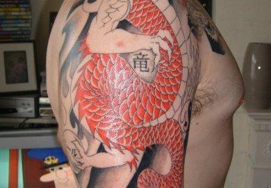 Tattoo Men Designs