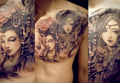 New Tattoo Ideas For Men 2013