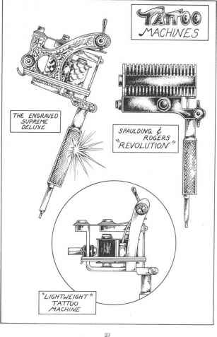 Wiring Diagram For Tattoo Gun